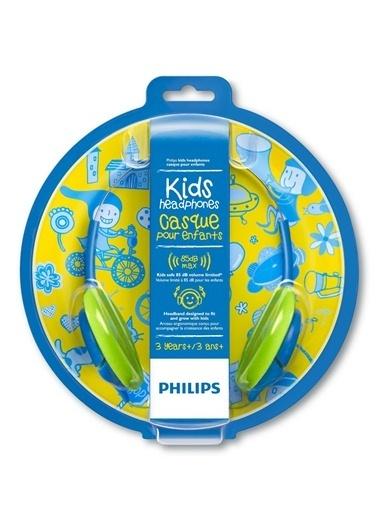 Philips SHK1030 Çocuk Kulaklık Renkli